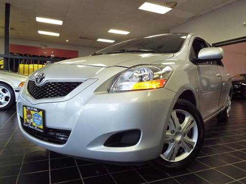 2010 Toyota Yaris for sale at SAINT CHARLES MOTORCARS in Saint Charles IL