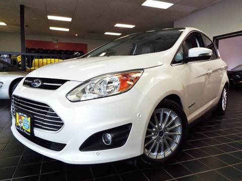 2013 Ford C-MAX Hybrid for sale at SAINT CHARLES MOTORCARS in Saint Charles IL