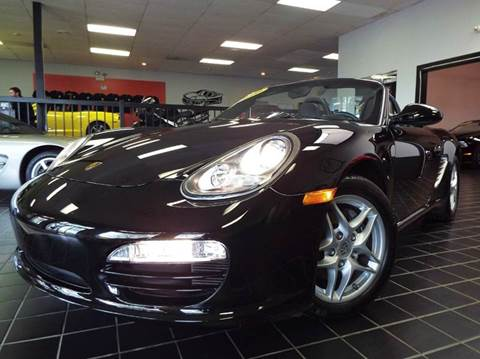 2010 Porsche Boxster for sale at SAINT CHARLES MOTORCARS in Saint Charles IL