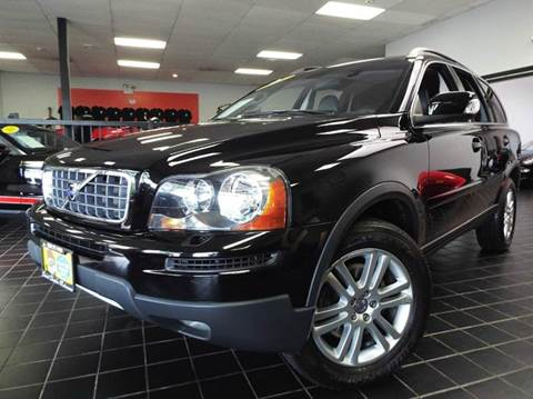 2009 Volvo XC90 for sale at SAINT CHARLES MOTORCARS in Saint Charles IL