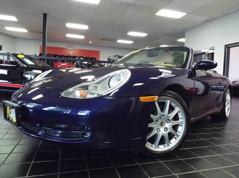 2001 Porsche 911 for sale at SAINT CHARLES MOTORCARS in Saint Charles IL