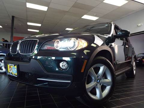 2008 BMW X5 for sale at SAINT CHARLES MOTORCARS in Saint Charles IL