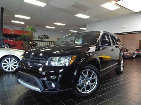 2014 Dodge Journey for sale at SAINT CHARLES MOTORCARS in Saint Charles IL