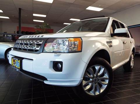2011 Land Rover LR2 for sale at SAINT CHARLES MOTORCARS in Saint Charles IL