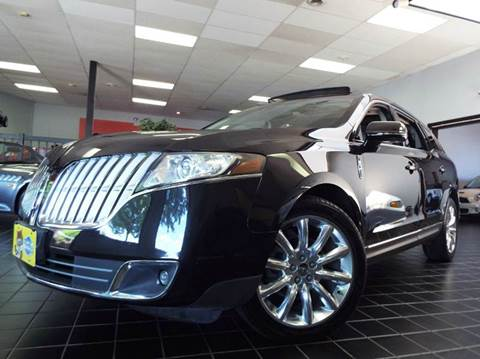 2010 Lincoln MKT for sale at SAINT CHARLES MOTORCARS in Saint Charles IL