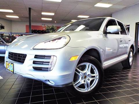 2008 Porsche Cayenne for sale at SAINT CHARLES MOTORCARS in Saint Charles IL