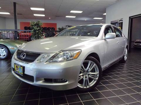 2007 Lexus GS 450h for sale at SAINT CHARLES MOTORCARS in Saint Charles IL