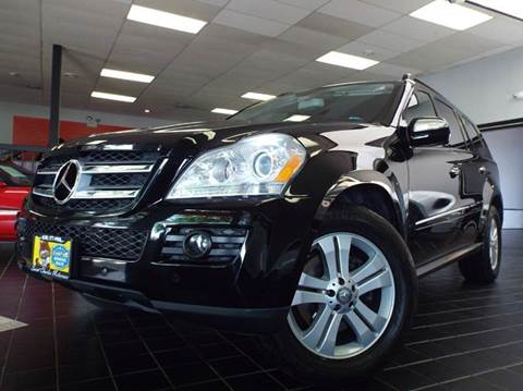 2009 Mercedes-Benz GL-Class for sale at SAINT CHARLES MOTORCARS in Saint Charles IL