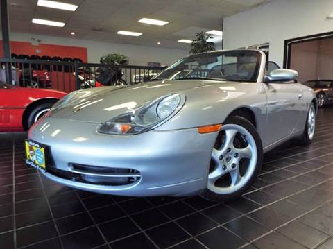 2000 Porsche 911 for sale at SAINT CHARLES MOTORCARS in Saint Charles IL