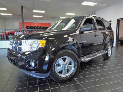 2012 Ford Escape for sale at SAINT CHARLES MOTORCARS in Saint Charles IL