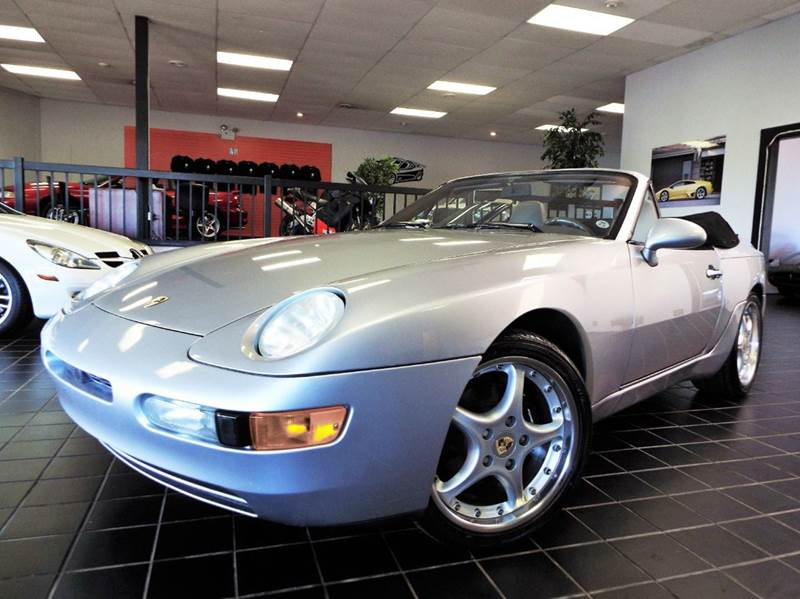 1994 Porsche 968 for sale at SAINT CHARLES MOTORCARS in Saint Charles IL