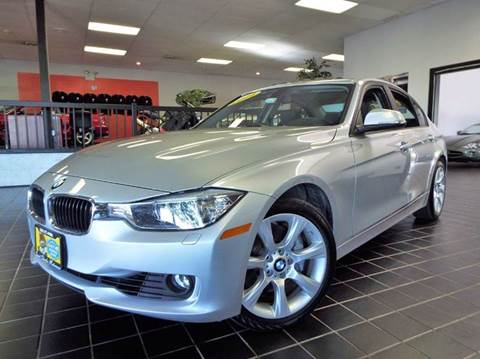 2014 BMW 3 Series for sale at SAINT CHARLES MOTORCARS in Saint Charles IL