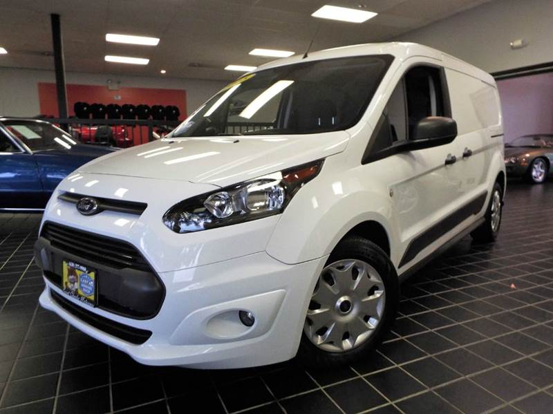 2015 Ford Transit Connect Cargo for sale at SAINT CHARLES MOTORCARS in Saint Charles IL