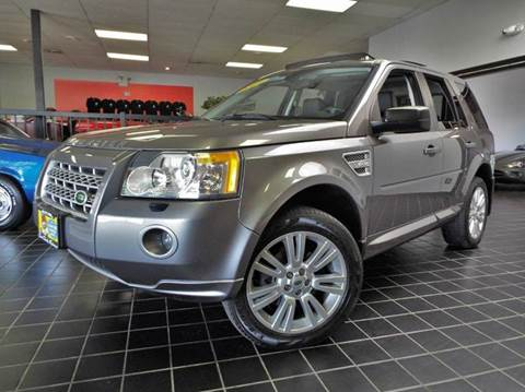 2009 Land Rover LR2 for sale at SAINT CHARLES MOTORCARS in Saint Charles IL