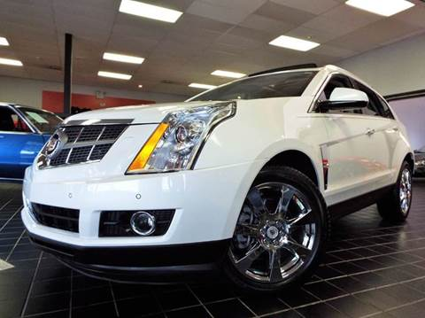 2011 Cadillac SRX for sale at SAINT CHARLES MOTORCARS in Saint Charles IL