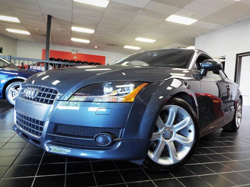 2009 Audi TT for sale at SAINT CHARLES MOTORCARS in Saint Charles IL