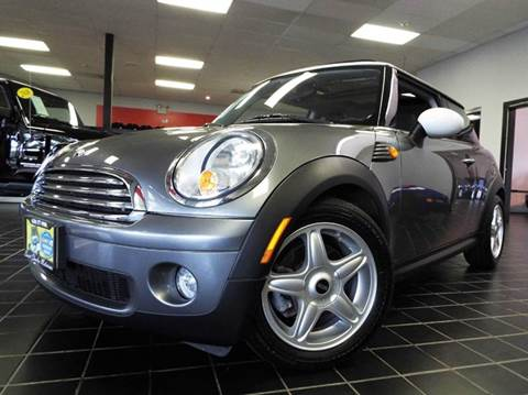 2010 MINI Cooper for sale at SAINT CHARLES MOTORCARS in Saint Charles IL