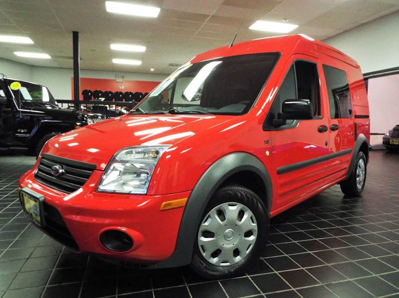 2010 Ford Transit Connect for sale at SAINT CHARLES MOTORCARS in Saint Charles IL
