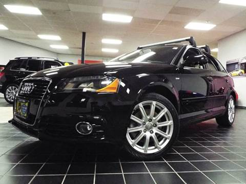 2011 Audi A3 for sale at SAINT CHARLES MOTORCARS in Saint Charles IL