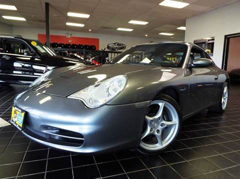 2002 Porsche 911 for sale at SAINT CHARLES MOTORCARS in Saint Charles IL