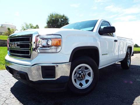 2015 GMC Sierra 1500 for sale at SAINT CHARLES MOTORCARS in Saint Charles IL