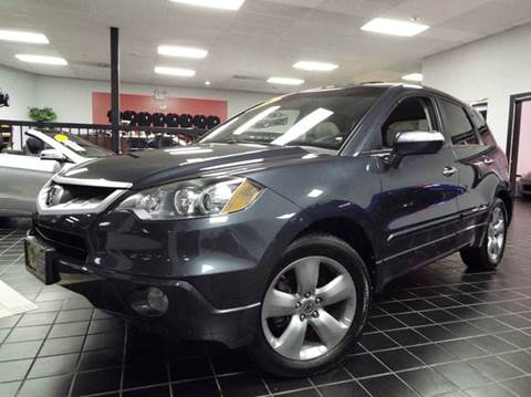 2007 Acura RDX for sale at SAINT CHARLES MOTORCARS in Saint Charles IL