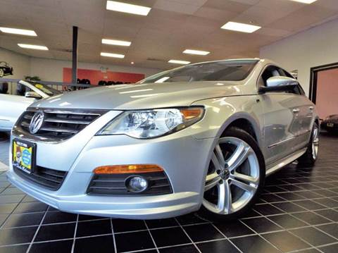 2010 Volkswagen CC for sale at SAINT CHARLES MOTORCARS in Saint Charles IL