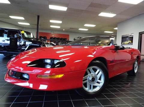 1994 Chevrolet Camaro for sale at SAINT CHARLES MOTORCARS in Saint Charles IL