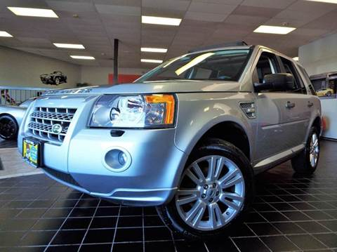 2010 Land Rover LR2 for sale at SAINT CHARLES MOTORCARS in Saint Charles IL