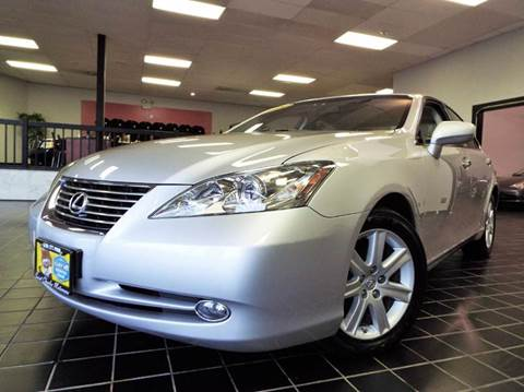 2009 Lexus ES 350 for sale at SAINT CHARLES MOTORCARS in Saint Charles IL