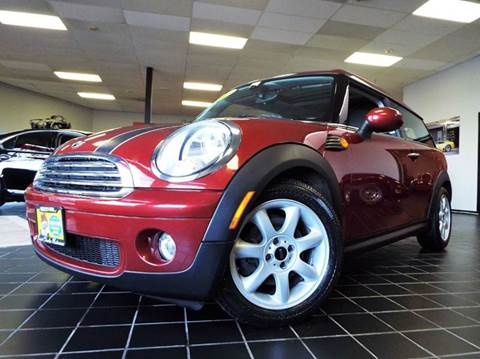 2009 MINI Cooper Clubman for sale at SAINT CHARLES MOTORCARS in Saint Charles IL