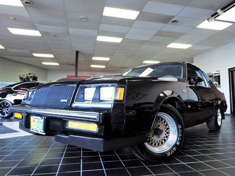 1987 Buick Regal for sale at SAINT CHARLES MOTORCARS in Saint Charles IL