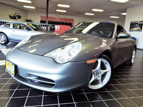 2003 Porsche 911 for sale at SAINT CHARLES MOTORCARS in Saint Charles IL