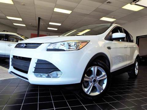 2015 Ford Escape for sale at SAINT CHARLES MOTORCARS in Saint Charles IL
