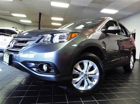 2014 Honda CR-V for sale at SAINT CHARLES MOTORCARS in Saint Charles IL