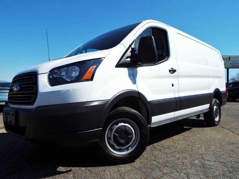 2016 Ford Transit Cargo for sale at SAINT CHARLES MOTORCARS in Saint Charles IL