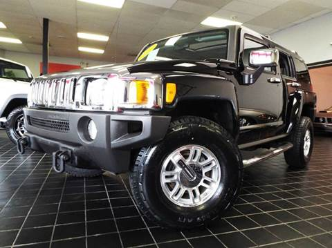 2007 HUMMER H3 for sale at SAINT CHARLES MOTORCARS in Saint Charles IL