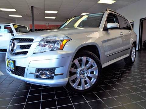 2012 Mercedes-Benz GLK for sale at SAINT CHARLES MOTORCARS in Saint Charles IL