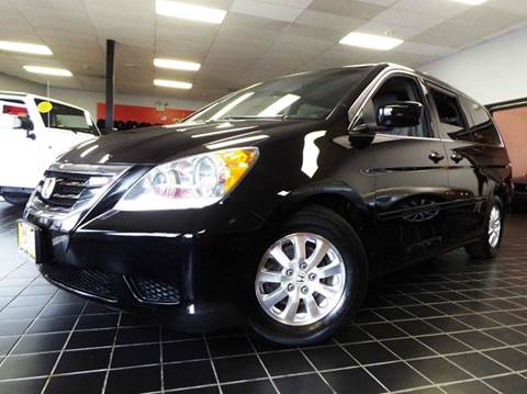 2010 Honda Odyssey for sale at SAINT CHARLES MOTORCARS in Saint Charles IL