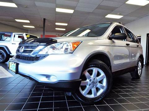 2011 Honda CR-V for sale at SAINT CHARLES MOTORCARS in Saint Charles IL