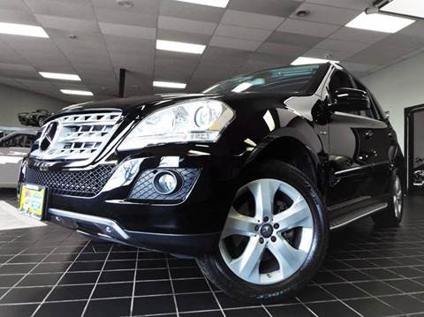 2011 Mercedes-Benz M-Class for sale at SAINT CHARLES MOTORCARS in Saint Charles IL