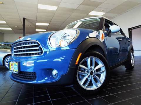 2012 MINI Cooper Countryman for sale at SAINT CHARLES MOTORCARS in Saint Charles IL