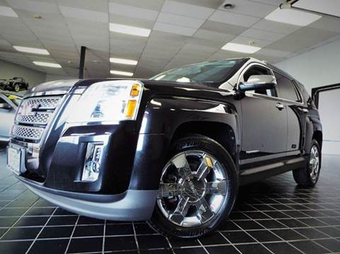 2011 GMC Terrain for sale at SAINT CHARLES MOTORCARS in Saint Charles IL