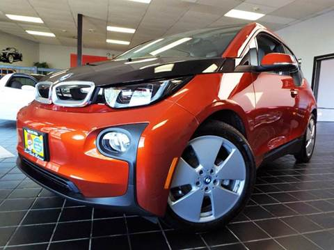 2014 BMW i3 for sale at SAINT CHARLES MOTORCARS in Saint Charles IL