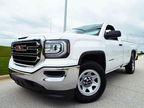 2016 GMC Sierra 1500 for sale at SAINT CHARLES MOTORCARS in Saint Charles IL
