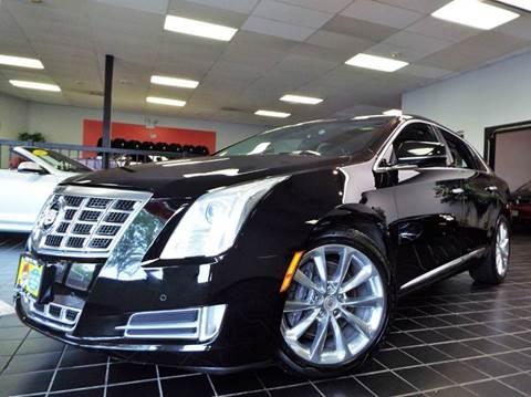 2014 Cadillac XTS for sale at SAINT CHARLES MOTORCARS in Saint Charles IL