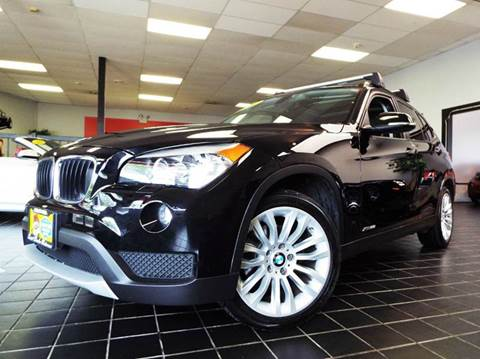 2014 BMW X1 for sale at SAINT CHARLES MOTORCARS in Saint Charles IL