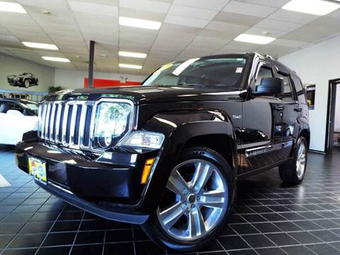 2011 Jeep Liberty for sale at SAINT CHARLES MOTORCARS in Saint Charles IL