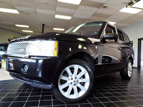2009 Land Rover Range Rover for sale at SAINT CHARLES MOTORCARS in Saint Charles IL