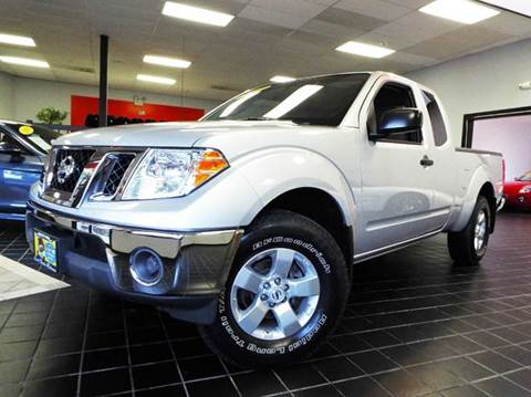 2009 Nissan Frontier for sale at SAINT CHARLES MOTORCARS in Saint Charles IL